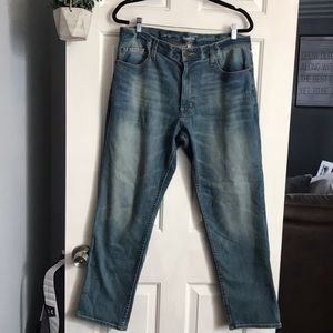 Men's Goodfellow & Co athletic straight jeans